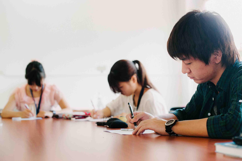 大学受験の勉強する環境