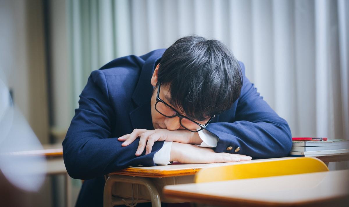受験勉強やる気ない