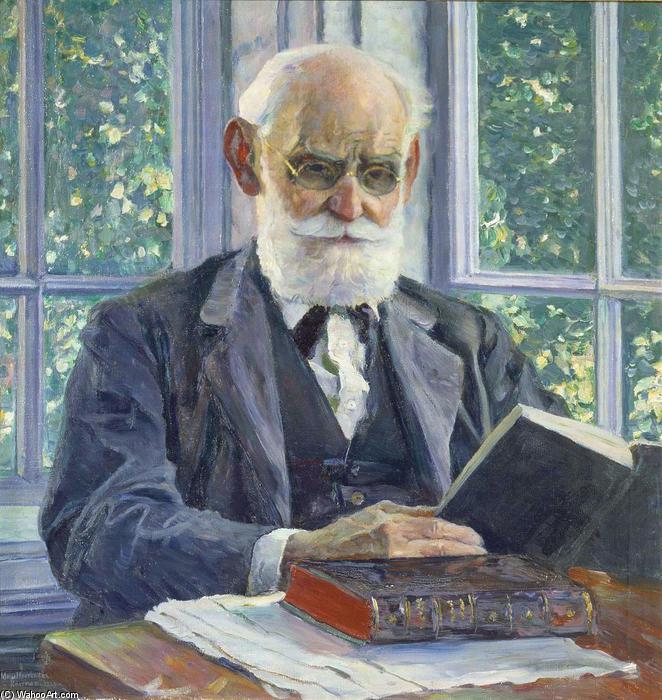 Mikhail-Nesterov-Portrait-of-Ivan-Pavlov